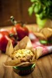Molletes del queso Fotografía de archivo