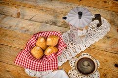 Molletes dulces Imagen de archivo libre de regalías