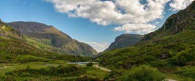 Molls Gap, Republiken Irland Arkivfoto