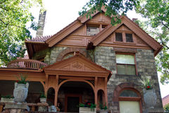 Molly Brown museum Denver Royalty Free Stock Photo