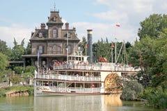Molly Brown Riverboat Royalty-vrije Stock Afbeeldingen