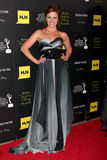 Molly Burnett arrives at the 2012 Daytime Emmy Awards Royalty Free Stock Photo
