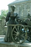Molly Malone Foto de Stock Royalty Free