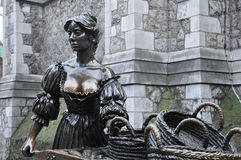 Molly Malone Royalty Free Stock Photo