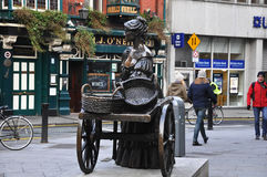 Molly Malone Royalty Free Stock Image