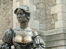 Molly Malone Statue Stock Images