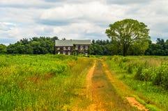 Molly Pitcher Landscape Stock Photo
