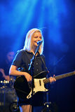 Molly Rankin of Alvvays Royalty Free Stock Photos