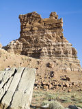 Molly's Castle, Utah Desert Stock Photography