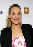 Molly Sims Royalty Free Stock Images