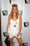 """Molly Stanton. Actress MOLLY STANTON, star of TV series """"Twins"""", at the WB TV Network's 2005 All Star Celebration in Hollywood. July 22, 2005  Los Angeles, CA Stock Photo"""