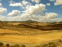 Moln av Andalusia 1 arkivfoton