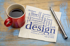 Moln för designbeståndsdel- och regelord royaltyfri fotografi