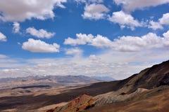 Moln för Kina Tibet snöstorm Royaltyfri Fotografi