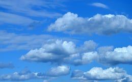 Moln himmel, fördunklar Royaltyfri Foto