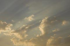 Moln i Sky Royaltyfri Bild