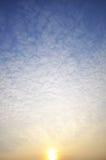 Moln och himmel Royaltyfri Foto