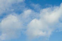 Moln på himlen Royaltyfri Bild