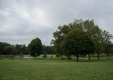 molnig dag Arkivfoton