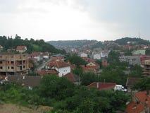 Molnig dag i Smederevo Arkivfoto