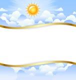 molnig dagmall Arkivfoton