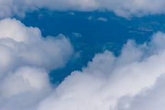 molnigt Royaltyfri Fotografi