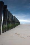 Molo a Calais Immagini Stock