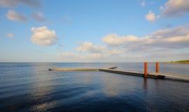 Molo a Copenhaghen Immagine Stock Libera da Diritti