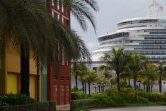 Molo Curacao Zdjęcie Royalty Free
