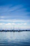Molo di Kuala Besut Fotografia Stock Libera da Diritti