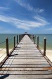 Molo, Malesia fotografia stock