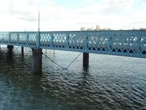 Molo w Chatham, Kent zdjęcie royalty free
