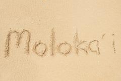 Moloka'i Stock Images