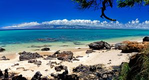 Molokai, Hawaï Royalty-vrije Stock Foto's