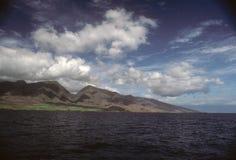Molokai, Hawaii Fotos de archivo libres de regalías