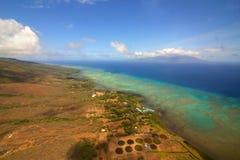 Molokai Maui, Hawaii Royaltyfria Bilder
