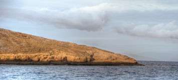Molokini Island Royalty Free Stock Photo