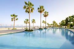 Molos, Limassol, Chipre Imagem de Stock Royalty Free