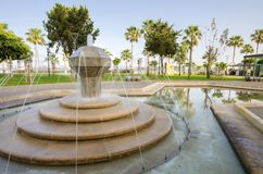 Molos, Limassol, Cyprus Royalty Free Stock Images