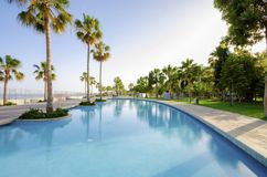 Molos, Limassol, Cyprus Stock Images