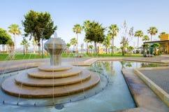 Molos, Limassol, Zypern Stockfoto