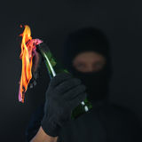 Molotov Stock Photography