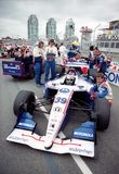 Molson Indy car race Royalty Free Stock Image