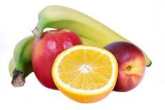 Molta frutta Fotografia Stock Libera da Diritti