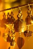 molta piccola campana di bhuddha Immagine Stock Libera da Diritti