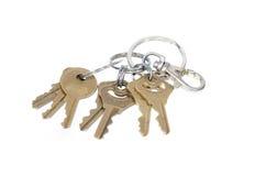Molte chiavi. Fotografia Stock