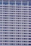 Molte finestre degli uffici della costruzione di affari Fotografia Stock