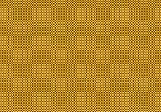 Molte linee cellulari soleggiate dei girasoli forniscono un'illusione ottica Fotografie Stock Libere da Diritti