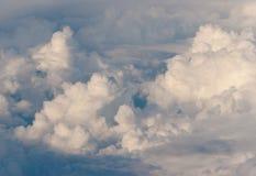 Molte nuvole Immagine Stock Libera da Diritti