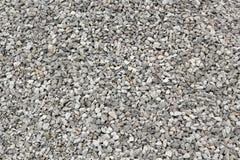 Molte pietre naturali rotte Immagini Stock